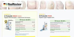 Best bewerteste Nagelpilz Behandlung Deutschlands