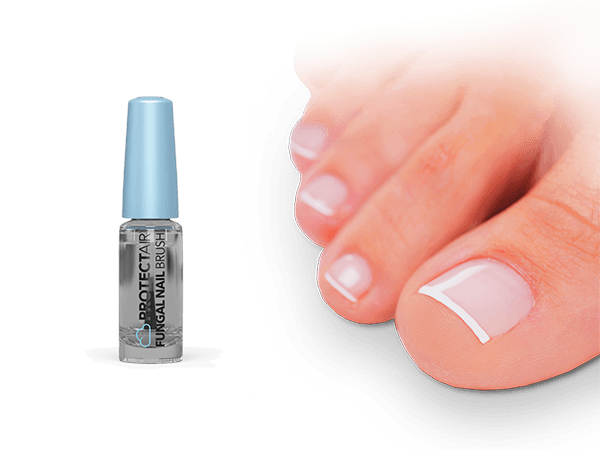 Behandle de infiserte neglene
