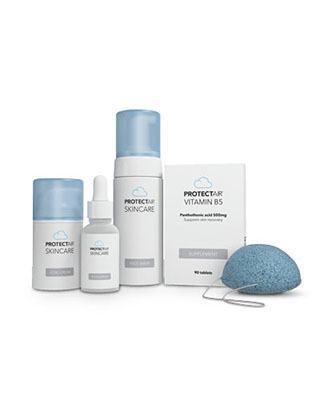 Complete Acne Behandeling + vitamine B5 supplement